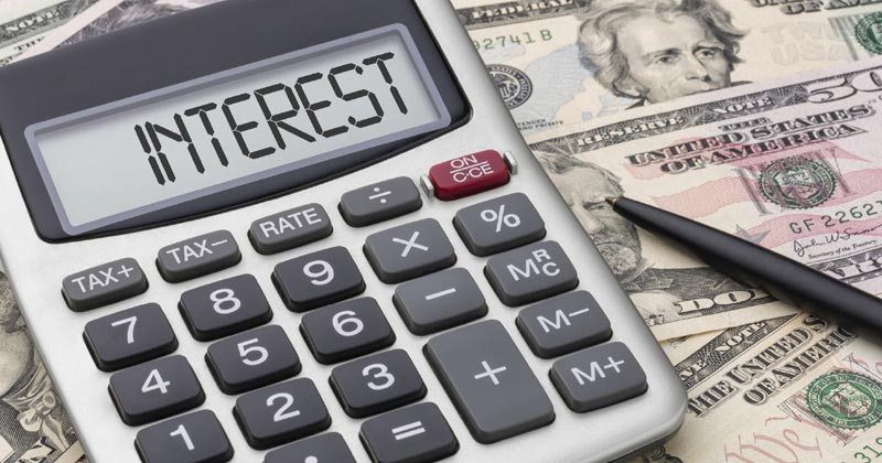 How to calculate interest rate of credit card